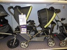 Multiple birthd - stroller 2