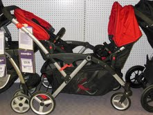 Multiple births -stroller 1