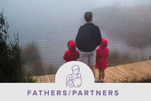Help for fathers and partners