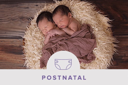 Postnatal education resources from Jumelle