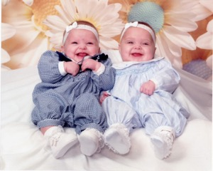 Twins 5 months (3)